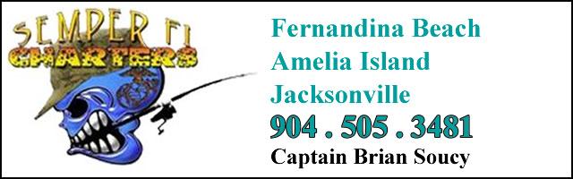 Semper Fi Charters Fernandina