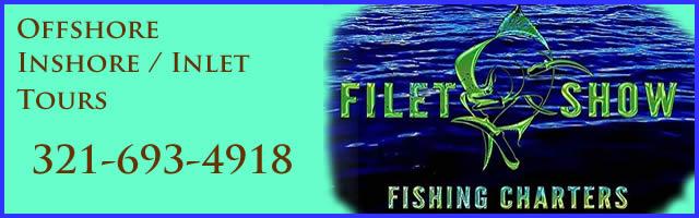filet show charters sebastian fl