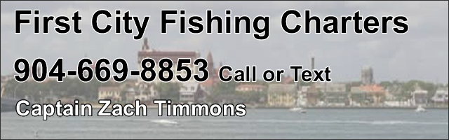 first city fishing charters zach timmons