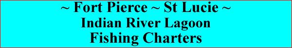 Florida fishing charters sport fishing inshore deep sea for Deep sea fishing fort pierce
