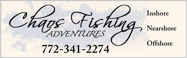 chaos fishing adventures stuart fl