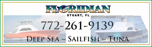 floridian fishing charters stuart fl