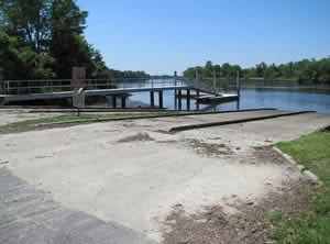 kings ferry boat ramp in georgia