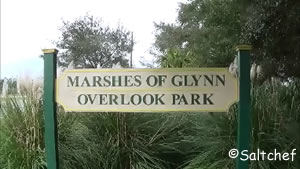 marshes of glynn sign