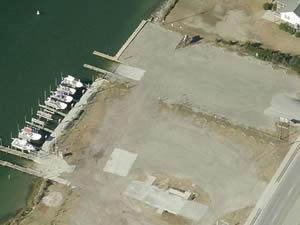 boat ramp in cedar point, nc
