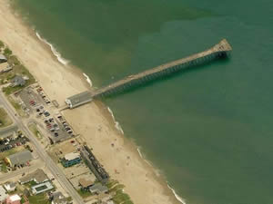 Dare County NC | OBX | Public Fishing Piers