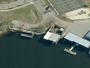 fishing dock at lp willighamm park