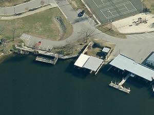 fishing dock at lp willighamm park
