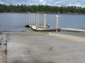 grays hill boat ramp