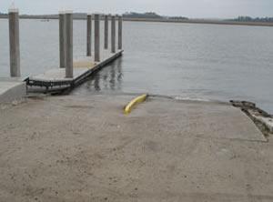 cherry point landing ramp wadmalaw island, sc