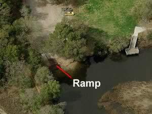 r.m. hendricks boat ramp, charleston, sc