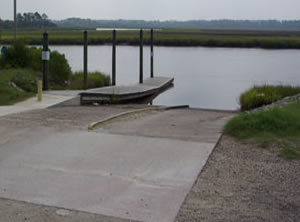 bennetts point boat ramp mosquito creek, sc