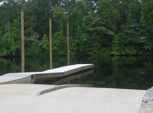 browns ferry boat ramp