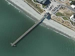 Fishing Piers In Horry County Myrtle Beach South Carolina