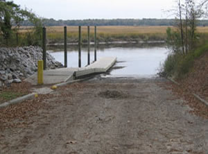 dawson creek boat ramp ridgeland, sc