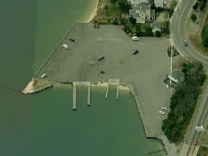 willoughby spit boat ramp