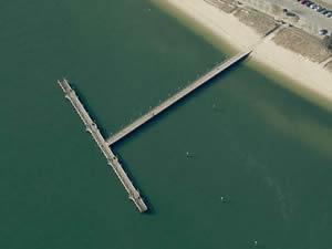 gloucester beach park fishing pier