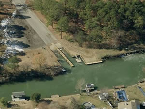 gosnold's hope boat ramp virginia
