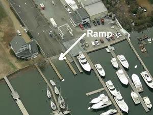sunset creek boat ramp hampton virginia