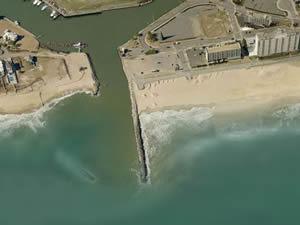grommet island seawall jetty