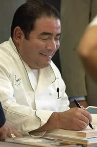 Chef Emeril Lagasse