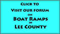 lee county boat ramp forum