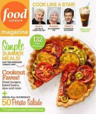 Food Network Magazine Discount