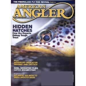 Cover of American Angler Magazine