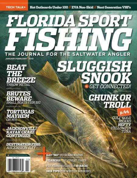 florida sport fishing magazine discount subscription