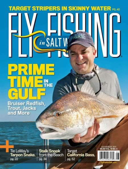 saltwater fly fishing magazine discount subscription