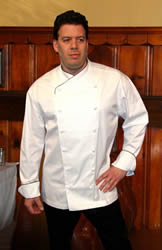 Executive chef jackets