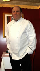 Executive chef coats that are easy care
