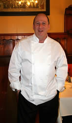 Luxury chef jacket