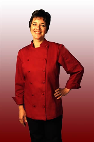 Womens Chef Coats And Jackets High Quality Chef Wear Made
