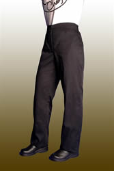womens executive chef pants