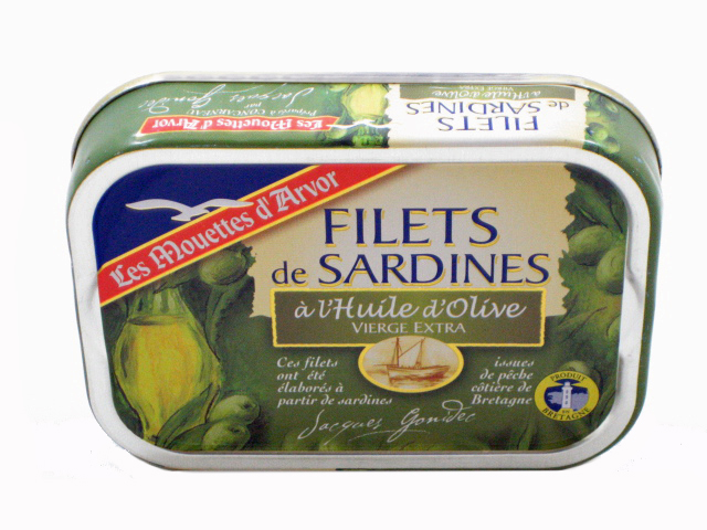 Use sardines in your next pasta dish