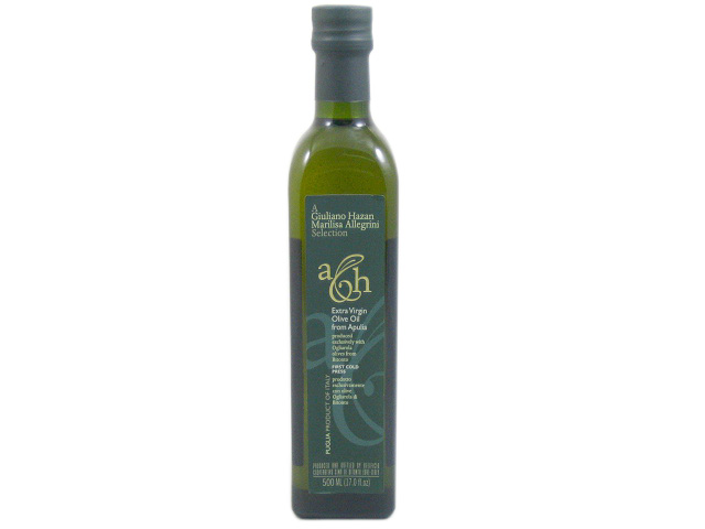 Allegrini and Hazan olive oil