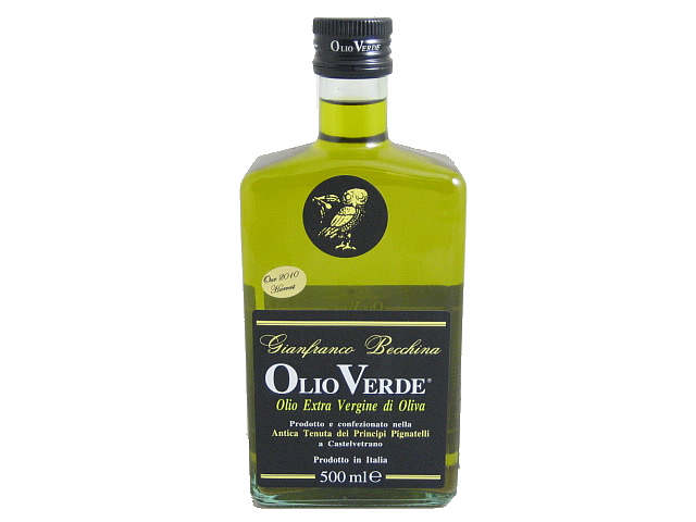 Gianfranco Becchina olive oil from Italy