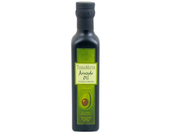 Avocado oil by Terra Mater in Chile