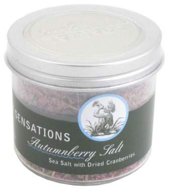 Sea Salt and fruit and herb blend