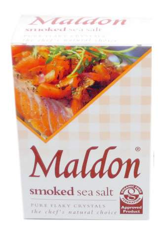 Smoked Sea Salt naturally harvested from England