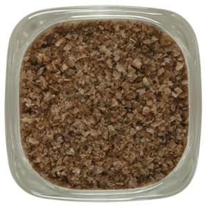 Yakmia smoked sea salt is smoked with Applewood