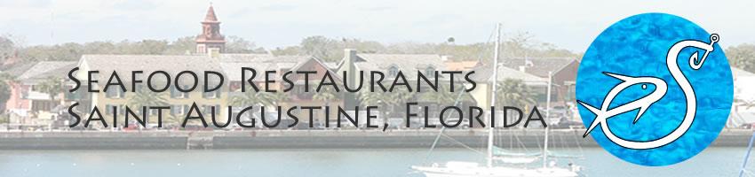 seafood restaurants st augustine, florida